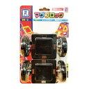 【メーカー公式】マグブロック シンプルセット 車輪セット 知育玩具 STマークで安心安全