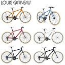 【メーカー在庫あり】ルイガノ セッター8.0 2021 LOUIS GARNEAU SETTER 8.0 クロスバイク