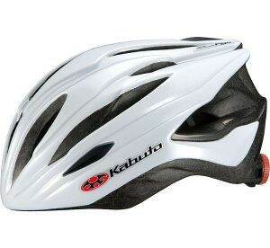 自転車 ヘルメット figo パールホワイト OGK KABUTO オージーケーカブト ヘルメット