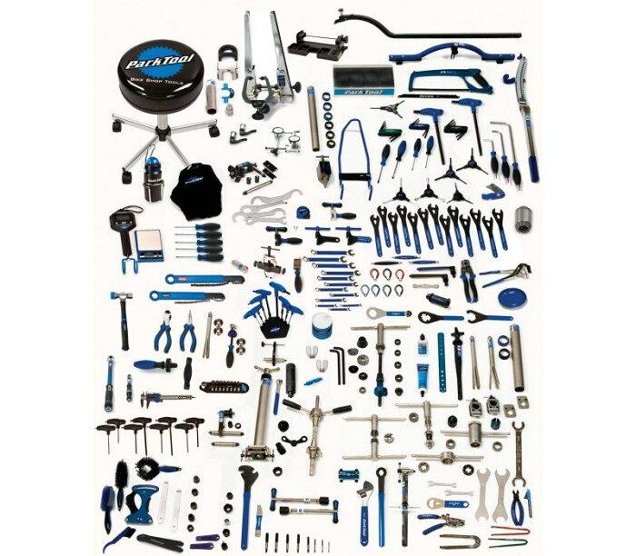 自転車 工具 park tool (パークツール) マスターメカニックツールキット MK-218