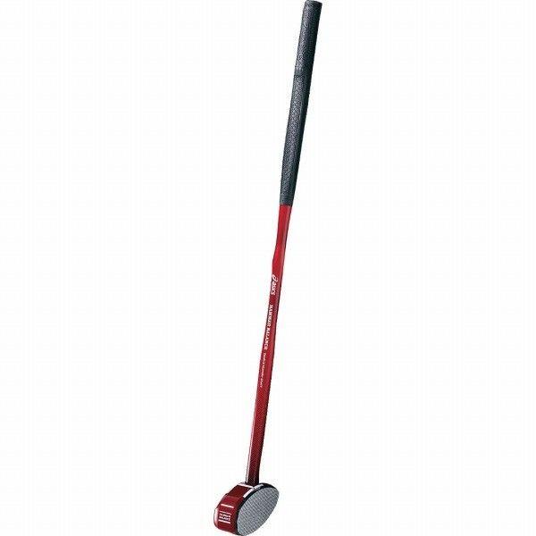 アシックス(asics) グラウンドゴルフクラブ ハンマーバランスクラブ GGG184 S23(レッド) 80cm