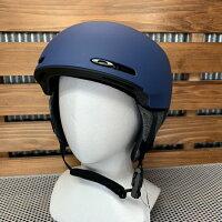 OAKLEYオークリー【MOD1-ASIAFIT】DarkBlue紺L(61-65cm)(BOAFIT)軽量スノーヘルメット日本正規品