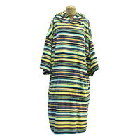 TOOLSツールズ【MICROPONCHO】MEXICANSTRIPE