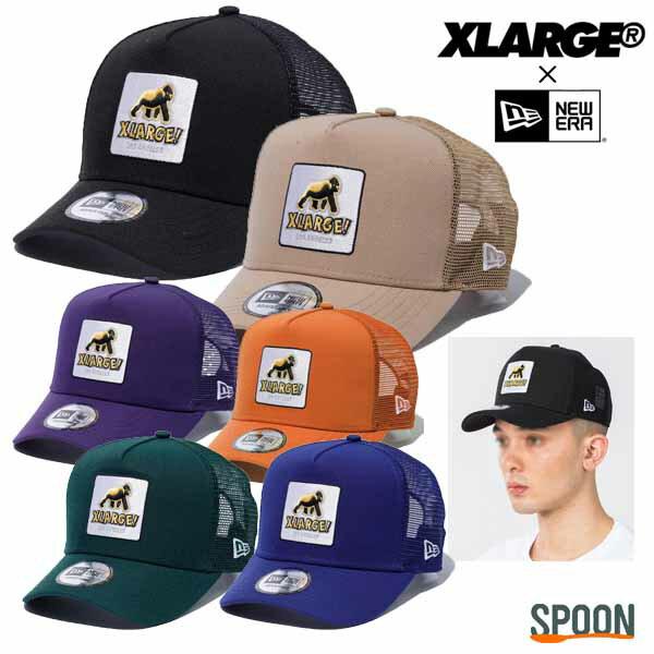 メンズ帽子, キャップ  XLARGE NEWERA WALKING APE MESH SNAPBACK CAP ONESIZE 101212051011 CAP