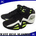 ������̵���ۡڤ����ڡ�MIZUNO�ߥ��ΥХ����åȥ��塼��WAVEREALSLASHER�������֥ꥢ�륹��å��㡼W1GA1610
