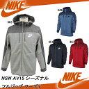 【あす楽】【SALE】 NIKE ナイキ NSW AV15 シーズナル フルジップ フーディ 807416