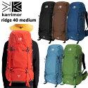 【あす楽】【送料無料】Karrimorカリマーridge40mediumリッジ40ミディアムリュックザック