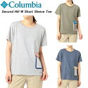 コロンビアセカンドヒルウィメンズショートスリーブTシャツColumbiaSecondHillWShortSleeveTeePL0142【あす楽】【送料無料】