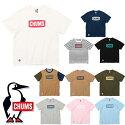 チャムスロゴTシャツCHUMSLogoT-ShirtCH01-1833【送料無料】【あす楽】