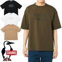 ヘビーウエイトチャムスロゴTシャツHeavyWeightCHUMSLogoT-ShirtCH01-1869【送料無料】【あす楽】