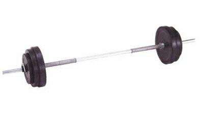 DANNO ダンノ ラバーバーベルST28 100kgセット[φ28mm] D-5719:スポーツダイアリー