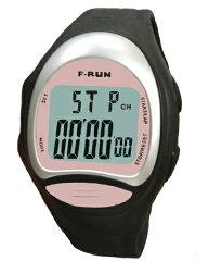 【15%OFF】エフラン 【08モデル】F-RUN FRN10P 10ラップメモリー ピンク ランニング専用リスト...