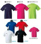 ニッタク Nittaku 卓球ウェア ドライTシャツ NX-2062 男女兼用・ジュニアシャツ
