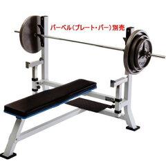 【在庫僅少】マーシャルワールド プレスベンチPRO DF24 セーフティ付き 筋トレーニングマシン プレート・シャフト別売