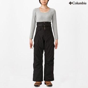 Columbia コロンビア ウィメンズマスコットレーンインシュレーテッドパンツ PL8247 レディース ブラック<店頭在庫限り>