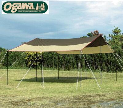 【送料無料】ピグメント加工で、強い日差しを生地の厚さと遮光で二重にカットOgawa Campal 小川...
