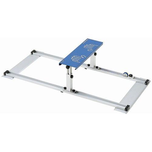 EVERNEW エバニュー 長座体前屈測定器2 EKJ091測定範囲0-100cm お客様組立品:スポーツダイアリー