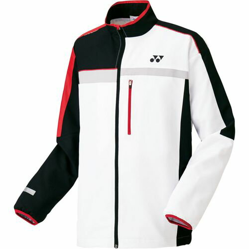 YONEX ヨネックス バドミントン UNI裏地付ウインドウォーマーシャツ フィットスタイル ジャケット 0052 011