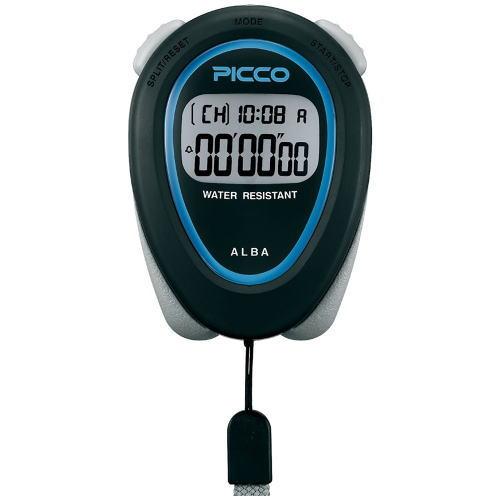 SEIKO セイコー アルバ ピコ デジタルストップウォッチ スタンダード ADMD008 ブラック