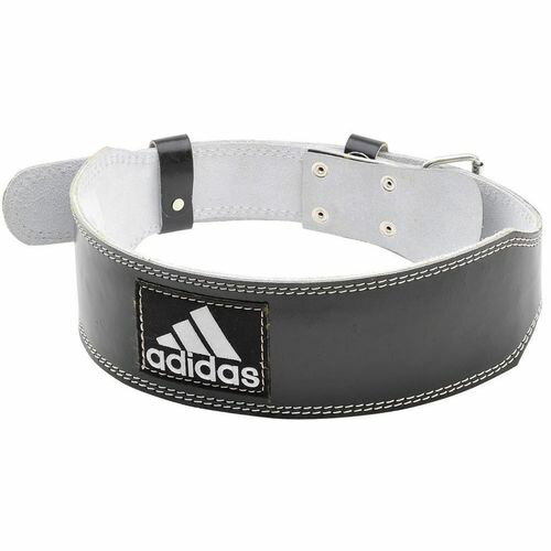 adidas アディダス 筋トレ・ウエイトトレーニング レザー ウエイトリフティング ベルト XXL ADGB12236