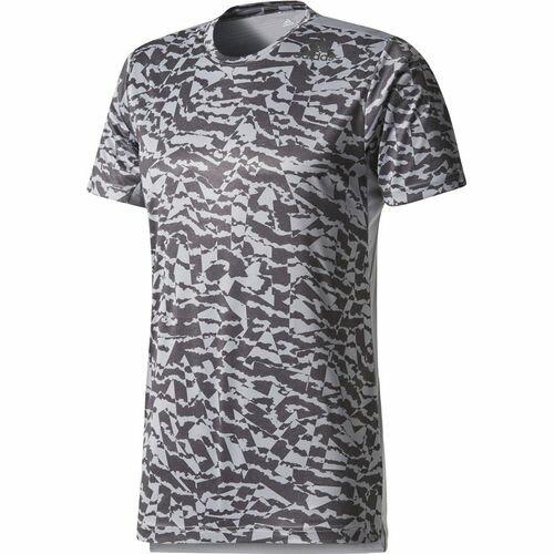 adidas アディダス M4T トレーニングカモグラフィックTシャツ DSU60 BR4185