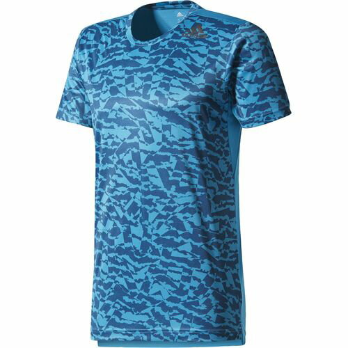 adidas アディダス M4T トレーニングカモグラフィックTシャツ DSU60 BR4186
