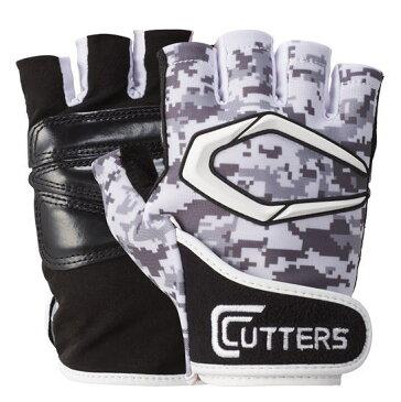 CUTTERS カッターズ ウエイトトレーニンググローブ トレーニング 2.0 T020 手袋 ホワイトカモ