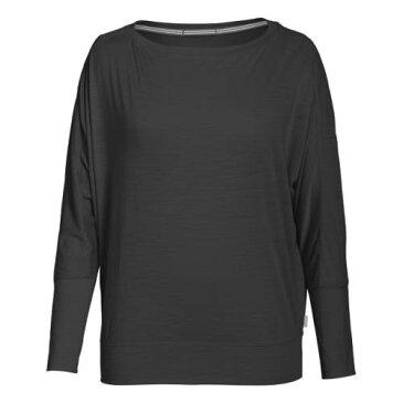 SN super.natural スーパーナチュラル ヨガ Tシャツ W KULA TOP SNW006570 レディース カラー001