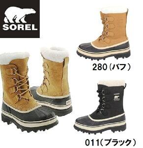 SOREL ソレル CARIBOU カリブー NL1005 レディース 防寒ブーツ スノーブーツ ウィンターブーツ アウトドアブーツ