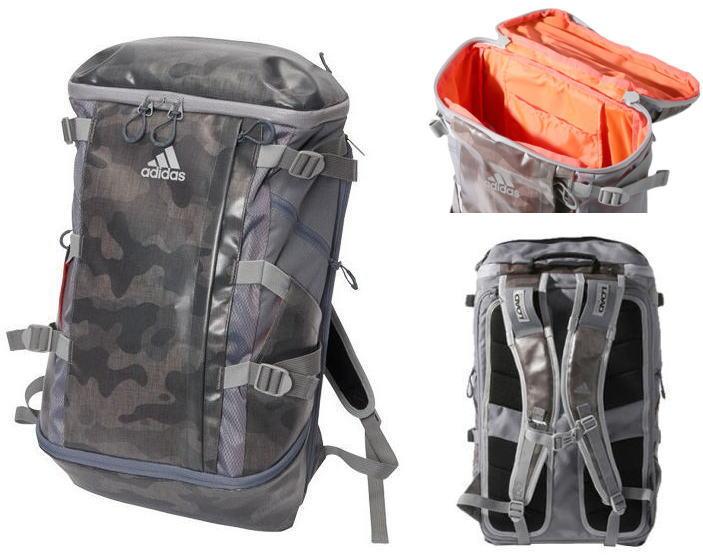 【送料無料】adidas OPS SHIELD バックパック アディダス デイパック リュック リュックサック スポーツバック アウトドア バック 通学 バッグ かばん スポーツバッグ BIP80