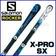 【あす楽対応可】◎2016サロモン ロッカースキー X-PRO SX+LITHIUM 10 板+ビンディング 2点セット 162cm 【即納OK】SALOMON L37786900 ●15-16