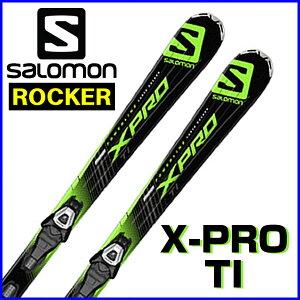 サロモン X-PRO TI + LITHIUM 10 [2015-2016モデル]