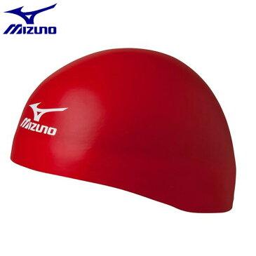 ミズノ 水泳帽 スイムキャップ GX・SONIC HEAD PLUS(シリコーンキャップ) 男女兼用 【FINA承認済】耳まで覆うスマート設計【お取寄せ品】 n2jw6000_ ●16