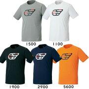 ゼットTシャツ半袖野球用品トレーニングBOT758T2