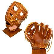 ジュンケイJUNKEI-GLOVE硬式内野手用グラブ右投用硬式野球内野手大人一般店舗別注アクトオリジナル