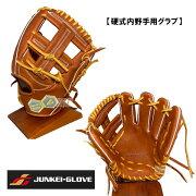 ジュンケイ硬式内野手用グラブJG-601A右投用硬式野球内野手大人一般