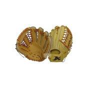 アトムズ硬式外野手用グラブGF-4野球グローブ右投用キャメル