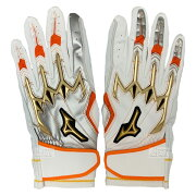 バッティング手袋ミズノプロ両手用左右非対称モデルバッティンググローブバッティング手袋打者用手袋オリジナル大人一般actACT