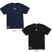 マジェスティックTシャツ半袖シャツXM01-MJ-0S05クールベースPEプレーンMJロゴSSTシャツネイビーブラック野球ソフトボール大人一般