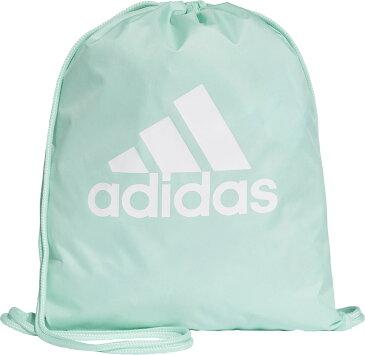 adidas(アディダス)マルチSPバッグビッグロゴジムバッグBFP39クリアミントF18/クリ