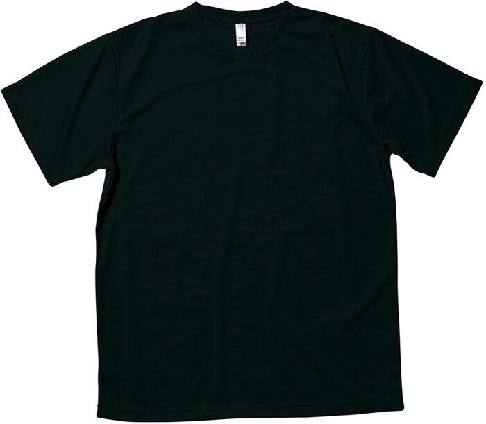 BONMAX(ボンマックス)カジュアルTシャツドライ T シャツ MS1136MS1136ブラック