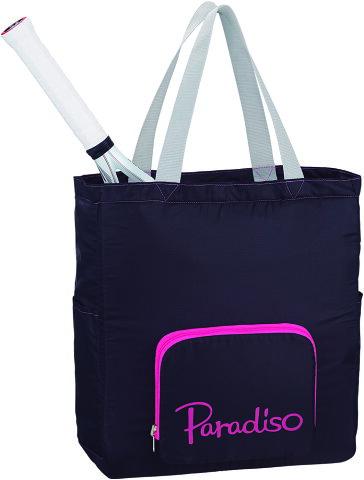 PARADISO(パラディーゾ)テニスポケッタブルトートバッグTRA850