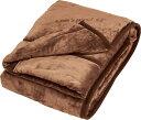 ファイテン(PHITEN)ボディケア星のやすらぎ わた入り毛布掛け布団 ブラウン シングルYO626086