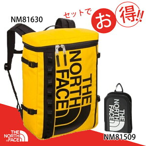 THE NORTH FACE(ノースフェイス)アウトドアバッグBC FUSE BOX & BC UTILITY POCKET NM81630 NM81509NM81630S3