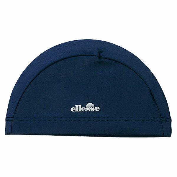水泳, スイムキャップ・水泳帽 EllesseES97750BL