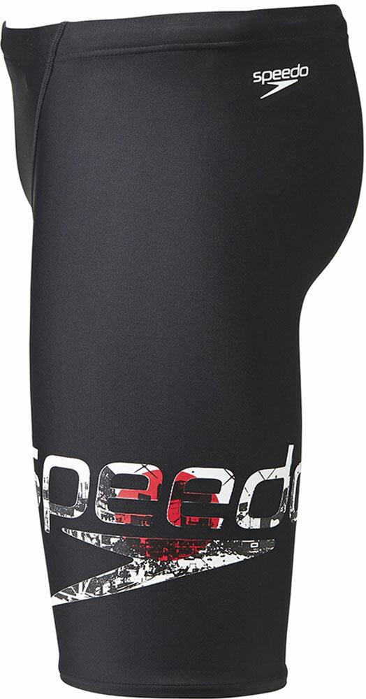 Speedo(スピード)水泳水球競技水着【メンズフィットネス用水着】StacklogoコレクションSD86S50FJPN