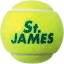 DUNLOP ダンロップテニステニステニスボール セントジェームス 4ヶ入りSTJAMESI