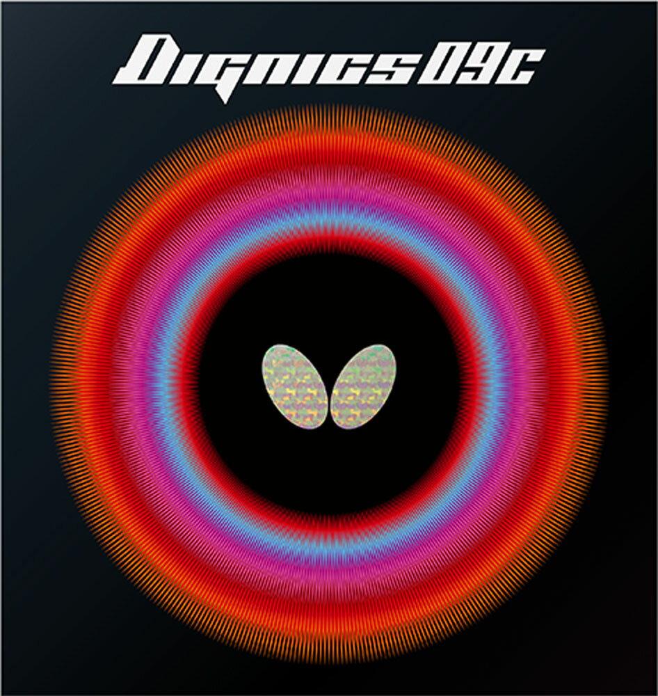 卓球, 卓球用ラバー  Butterfly DIGNICS 09C 09C06070278