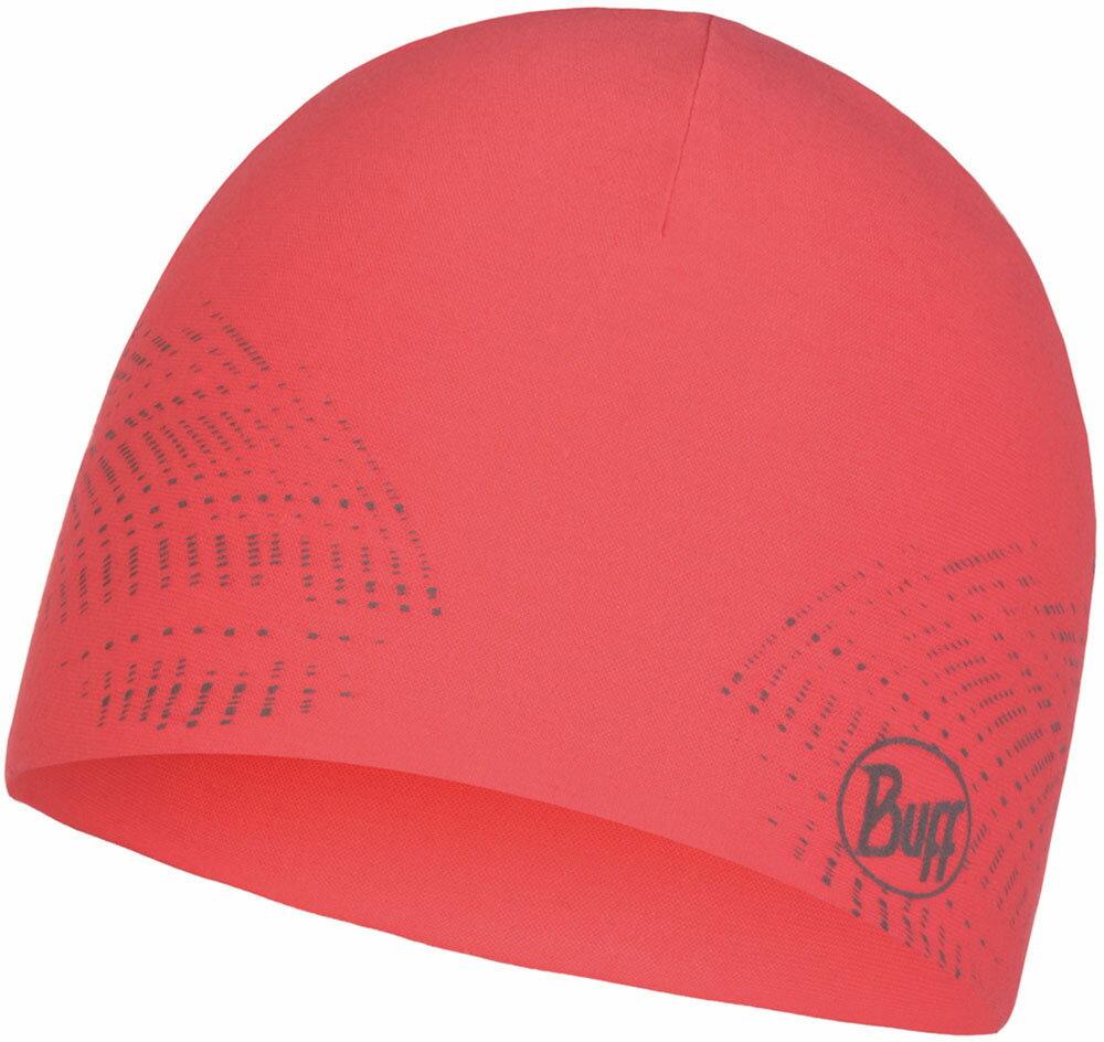 スポーツウェア・アクセサリー, その他 BuffBUFF MICROFIBER REVERSIBLE HAT RSOLID CORAL PINK336453