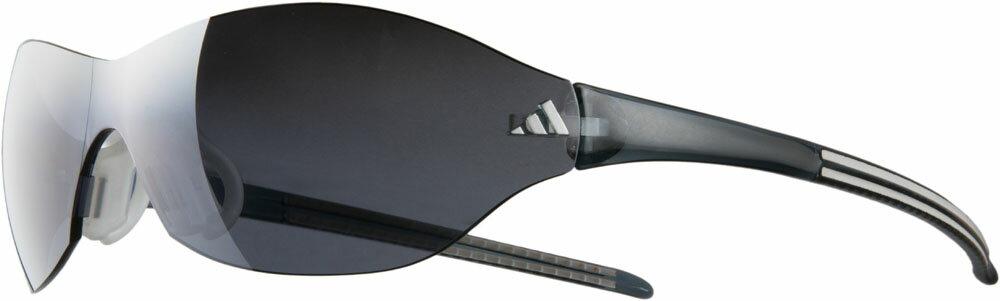 adidas(アディダス)陸上トラックゴーグル・サングラスA262 THE SHIELD SPORT VERSION グレイA262016103